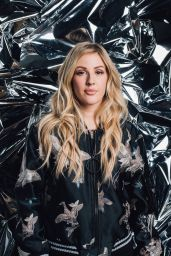 Ellie Goulding - Portrait for BuzzFeed @ Z100