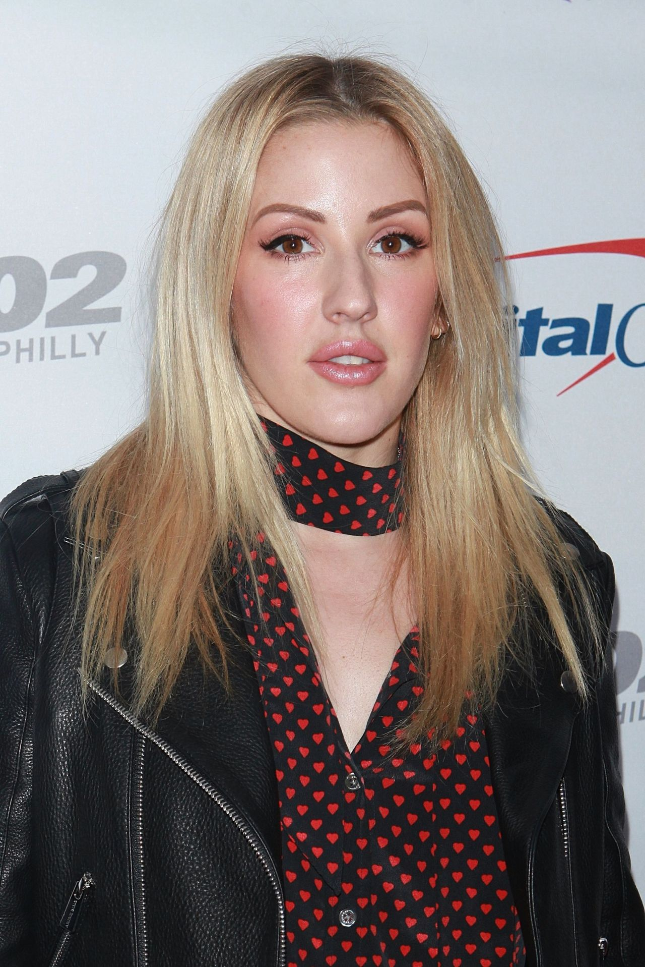 Ellie Goulding - Q102's iHeartRadio Jingle Ball in ...