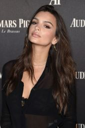 Emily Ratajkowski - Two Interactive Hosts Miami Beach Event 11/30/ 2016
