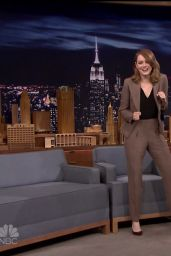 Emma Stone on NBC