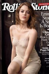 Emma Stone - Rolling Stone Magazine January 2017 Issue