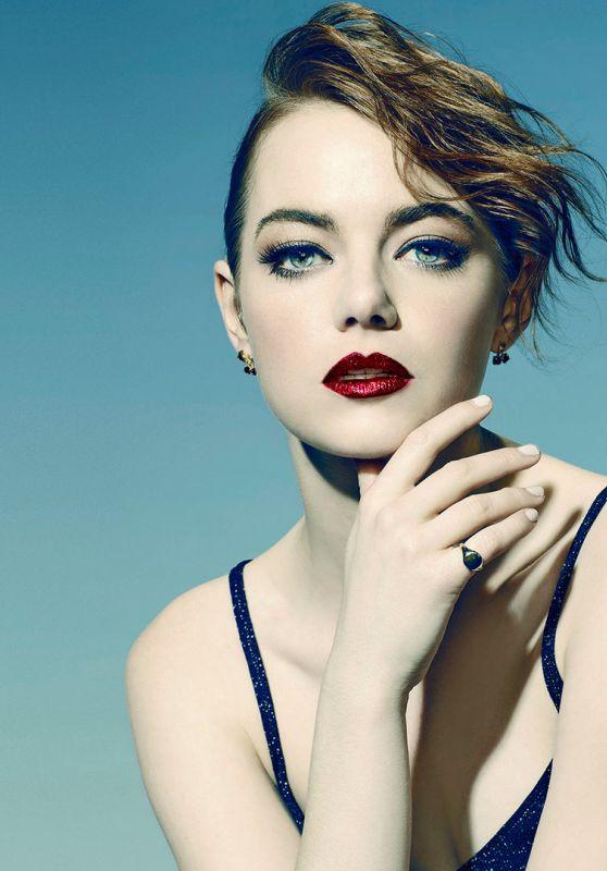 Emma Stone - SNL Photohoot 2016