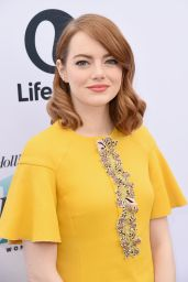 Emma Stone - The Hollywood Reporter's Annual Women in Entertainment Breakfast in LA 12/7/ 2016