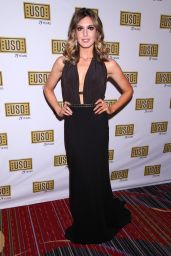 Erin Brady – USO New York 75th Anniversary Gala in Marriott Marquis Hotel 12/13/ 2016