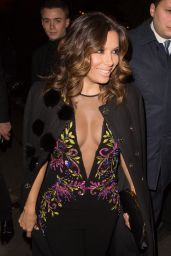 Eva Longoria - Arriving at a L