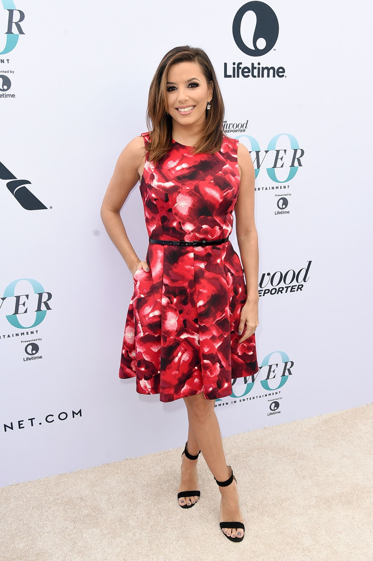 Eva Longoria Hollywood Reporter Women's Event