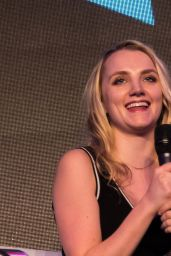 Evanna Lynch - Comic Con in Sao Paulo, Brazil 12/4/ 2016