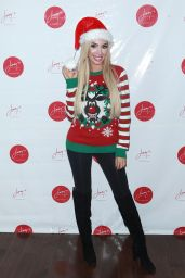 Farrah Abraham - Celebrates The Holidays at Jimmys in New York City 12/22/ 2016