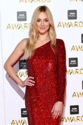 Fearne Cotton - BBC Music Awards in London 12/12/ 2016