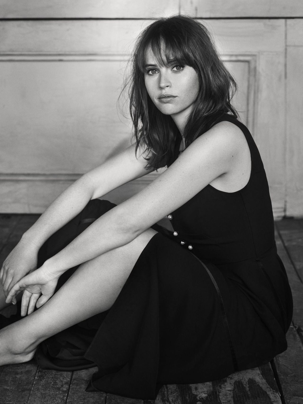 felicity jones photoshoot for the hollywood reporter 2016. Black Bedroom Furniture Sets. Home Design Ideas