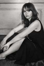 Felicity Jones - Photoshoot for The Hollywood Reporter (2016)
