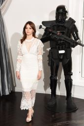 Felicity Jones - Rogue One: A Star Wars Story Photocall in London