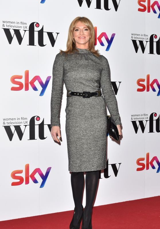 Gabby Logan – Sky Women in Film & TV Awards 2016 in London