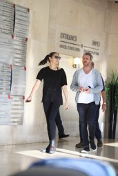 Gal Gadot - Steps out in Israel, December 2016