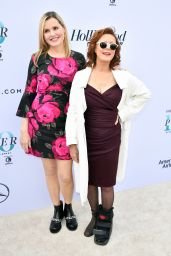 Geena Davis – The Hollywood Reporter's Annual Women in Entertainment Breakfast in LA 12/7/ 2016