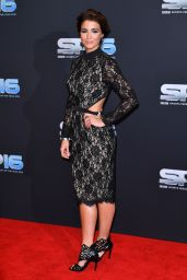Gemma Atkinson - BBC Sports Personality Of The Year in Birmingham, UK, December 2016