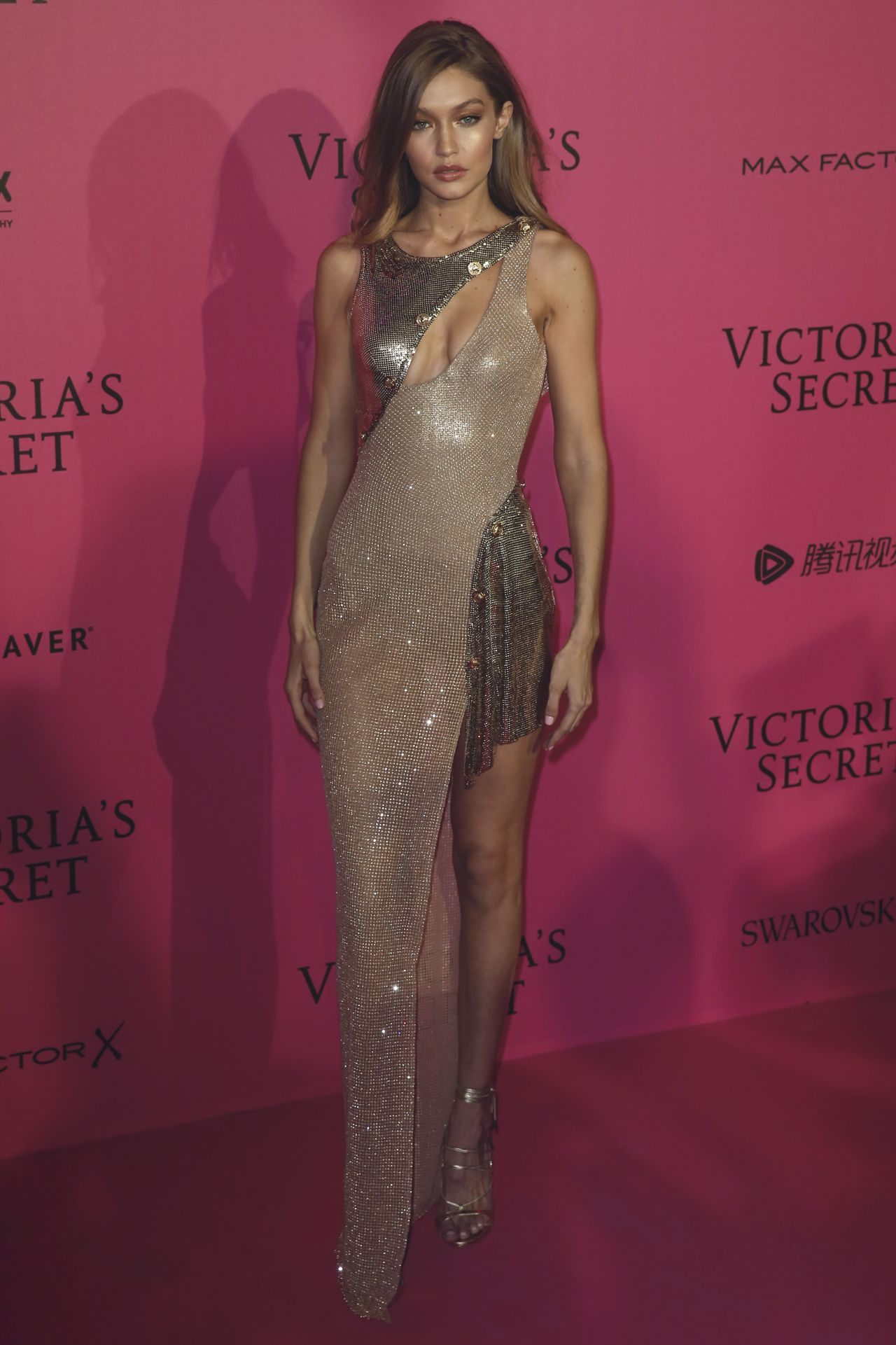 Gigi Hadid Victoria S Secret Fashion Show 2016 After