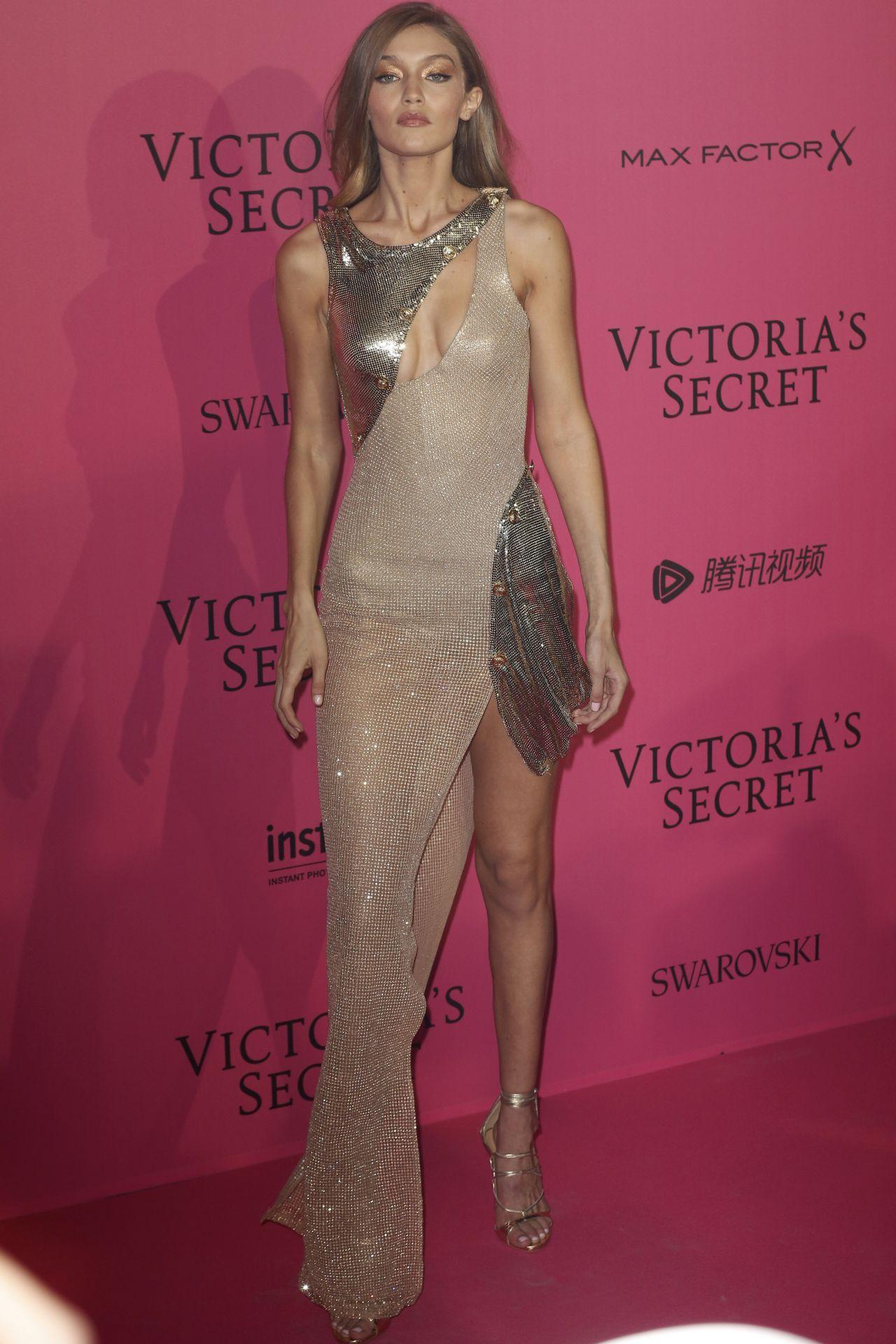 Gigi Hadid Victoria S Secret Fashion Show 2016 After