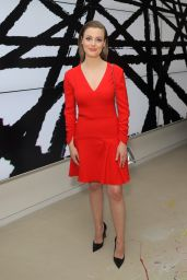 Gillian Jacobs – Dior Lady Art Pop Up Boutique Opening Event in LA 12/6/ 2016