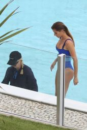 Gisele Bundchen Swimsuit Photoshoot BTS in Rio de Janeiro, December 2016