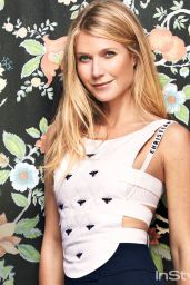 Gwyneth Paltrow - InStyle Magazine US February 2017