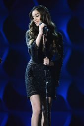 Hailee Steinfeld - Performing at the Billboard Women in Music Event in NYC 12/9/ 2016
