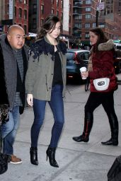 Hailee Steinfeld - Visits CBS This Morning in New York 12/13/ 2016