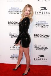 Hailey Clauson – Sports Illustrated Sportsperson of the Year 2016 in New York 12/12/ 2016