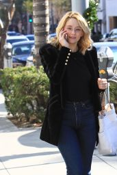 Haley Bennett - Out in Beverly Hills 12/1/ 2016