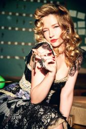 Haley Bennett - Vs. Magazine Fall/Winter 2016 Photos