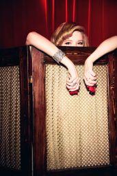 Haley Bennett - Vs. Magazine Fall/Winter 2016 Photos