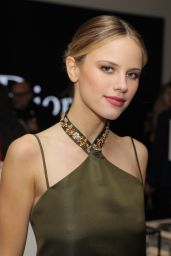 Halston Sage – Dior Lady Art Pop Up Boutique Opening Event in LA 12/6/ 2016