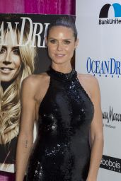 Heidi Klum - Ocean Drive Magazine Cover Party in Miami 11/29/ 2016