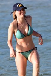Immy Waterhouse in Bikini at the Beach in Barbados 12/23/ 2016