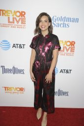 Ingrid Nilsen – TrevorLIVE Fundraiser 2016 in Los Angeles