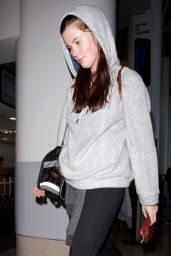 Ireland Baldwin at LAX Airport 12/17/ 2016