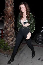Ireland Baldwin - WeHo to Start The Weekend Off Early, West Hollywood, CA 12/1/ 2016