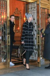 Ivanka Trump and Jared Kushner Head out to Work in NYC 12/19/ 2016