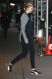 Ivanka Trump - Heads To The Gym in NYC 12/22/ 2016
