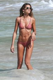 Izabel Goulart in Bikini on the Island of Saint Barthelemy 12/30/ 2016