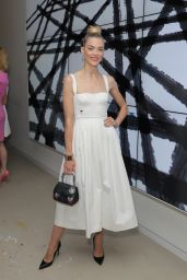 Jaime King - Dior Lady Art Pop Up Boutique Opening Event in LA 12/6/ 2016