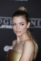 Jaime King – 'Rogue One: A Star Wars Story' Premiere in Hollywood 12/10/ 2016