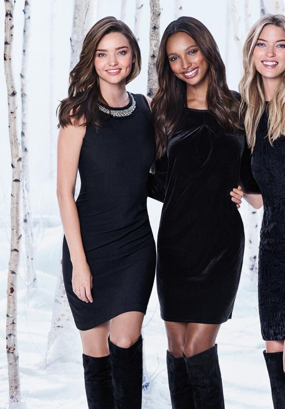 Jasmine Tookes, Martha Hunt and Miranda Kerr - Photoshoot 2016