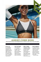 Jasmine Tookes - Self Magazine October 2016 Issue