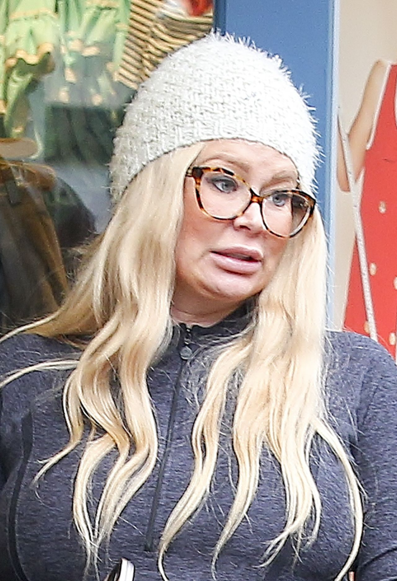 Jenna Jameson - Shops at The Grove in West Hollywood 12/21