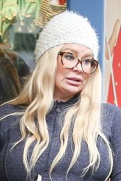 Jenna Jameson - Shops at The Grove in West Hollywood 12/21/ 2016