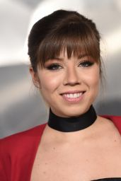 Jennette McCurdy – 'Passengers' Premiere at the Westwood Village Theatre in LA