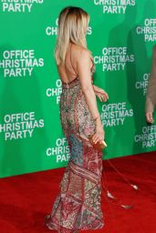 Jennifer Aniston - Office Christmas Party Premiere at Regency Village Theater in Westwood 12/7/ 2016