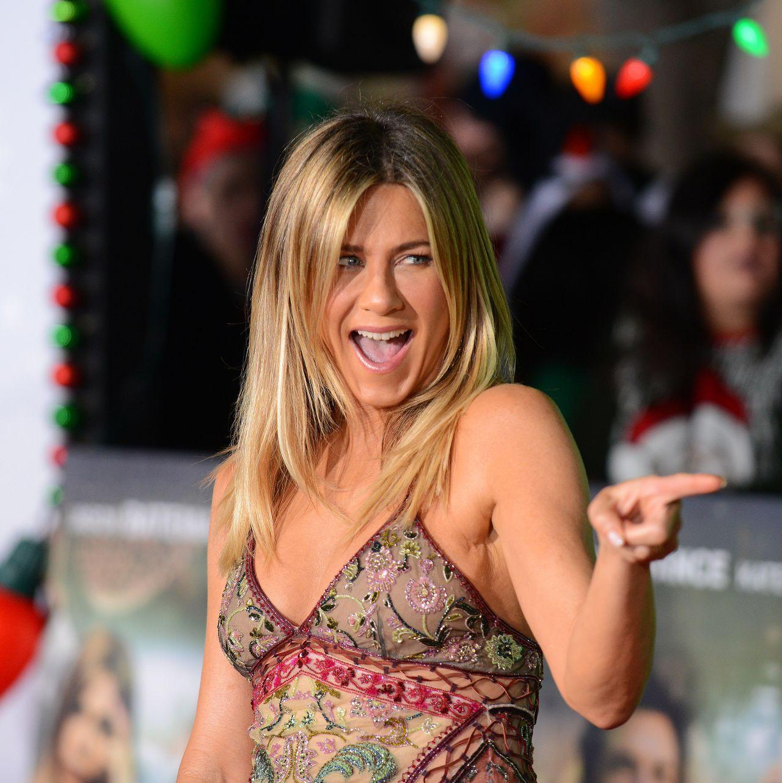 Jennifer Aniston - Office Christmas Party Premiere at Regency ...