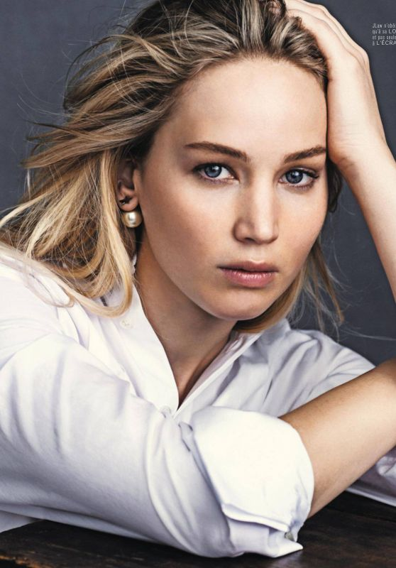 Jennifer Lawrence - L